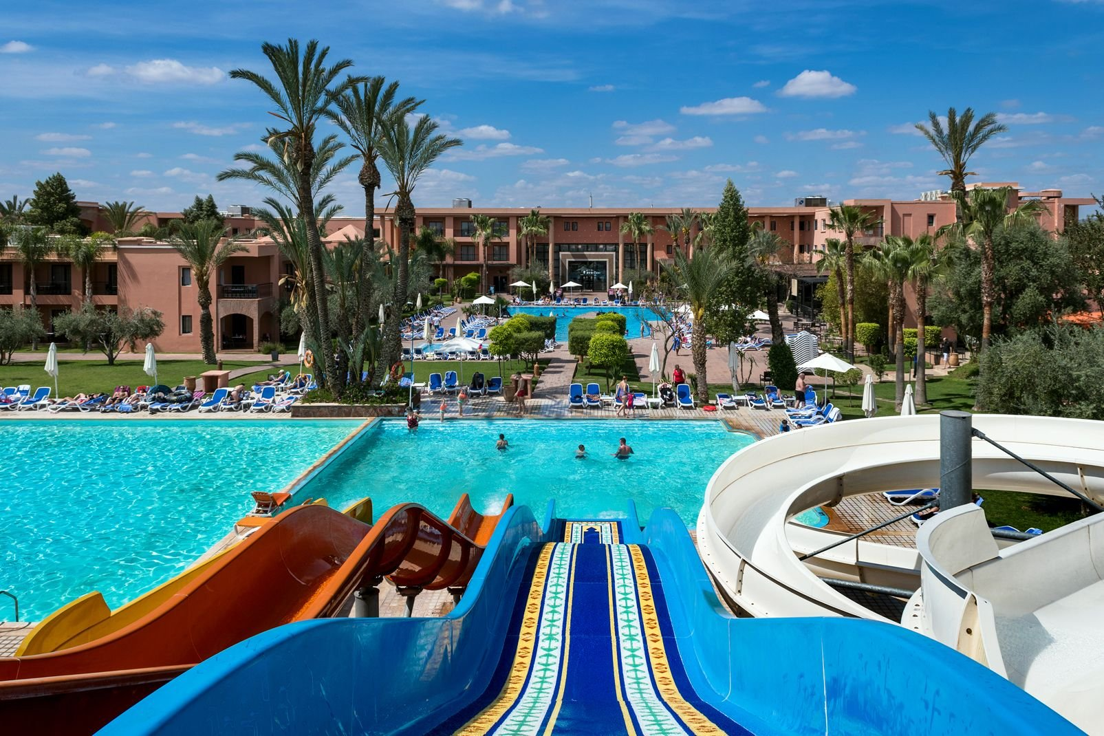 Hôtel Maxi Club Labranda Targa Aqua Parc 4* - 1