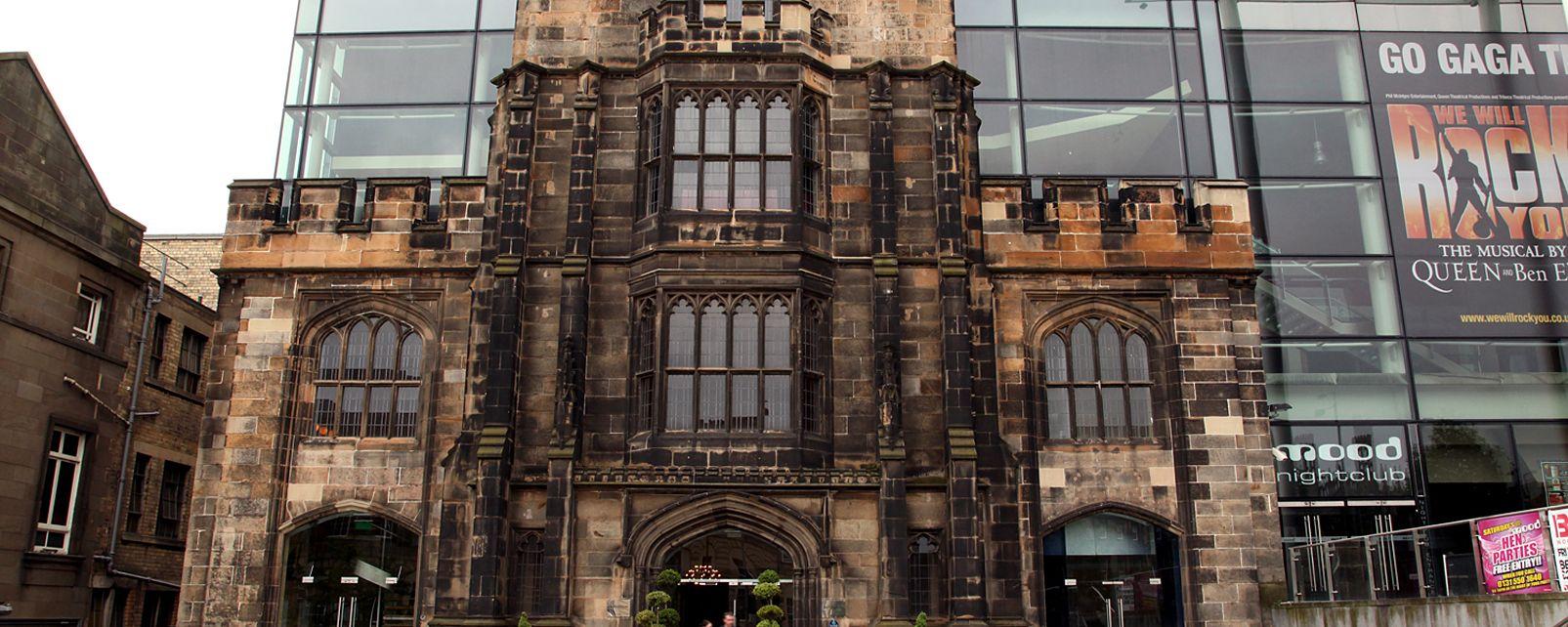 Hotel Glasshouse in Edinburgh