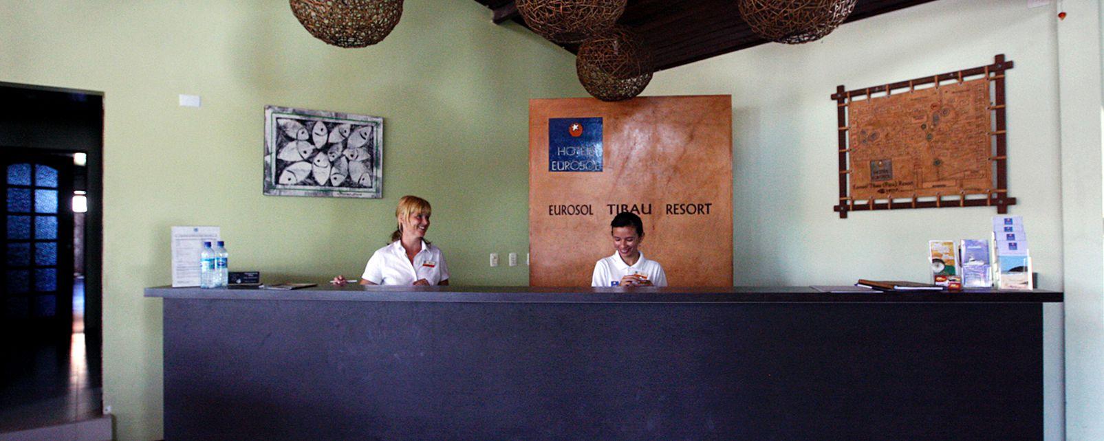 Hotel Eurosol Tibau