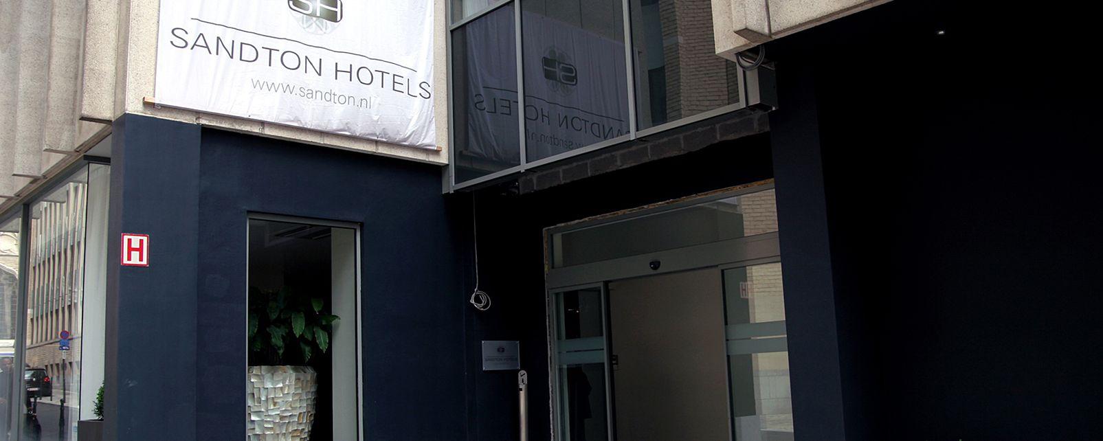 Hôtel Sandton Brussel Centre