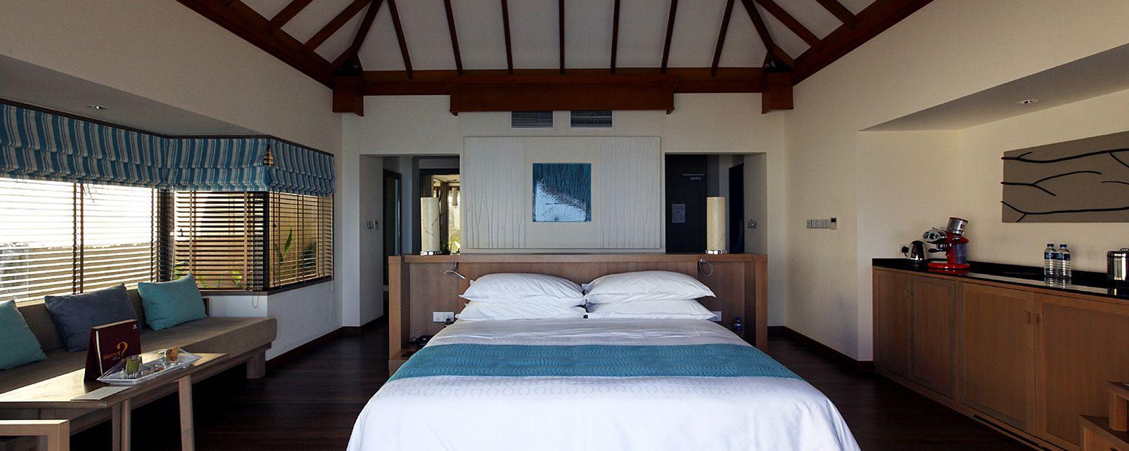 Hotel Sheraton Maldives Full Moon Resort & Spa