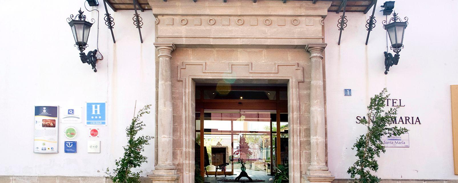 Hôtel Los Jándalos Santa María