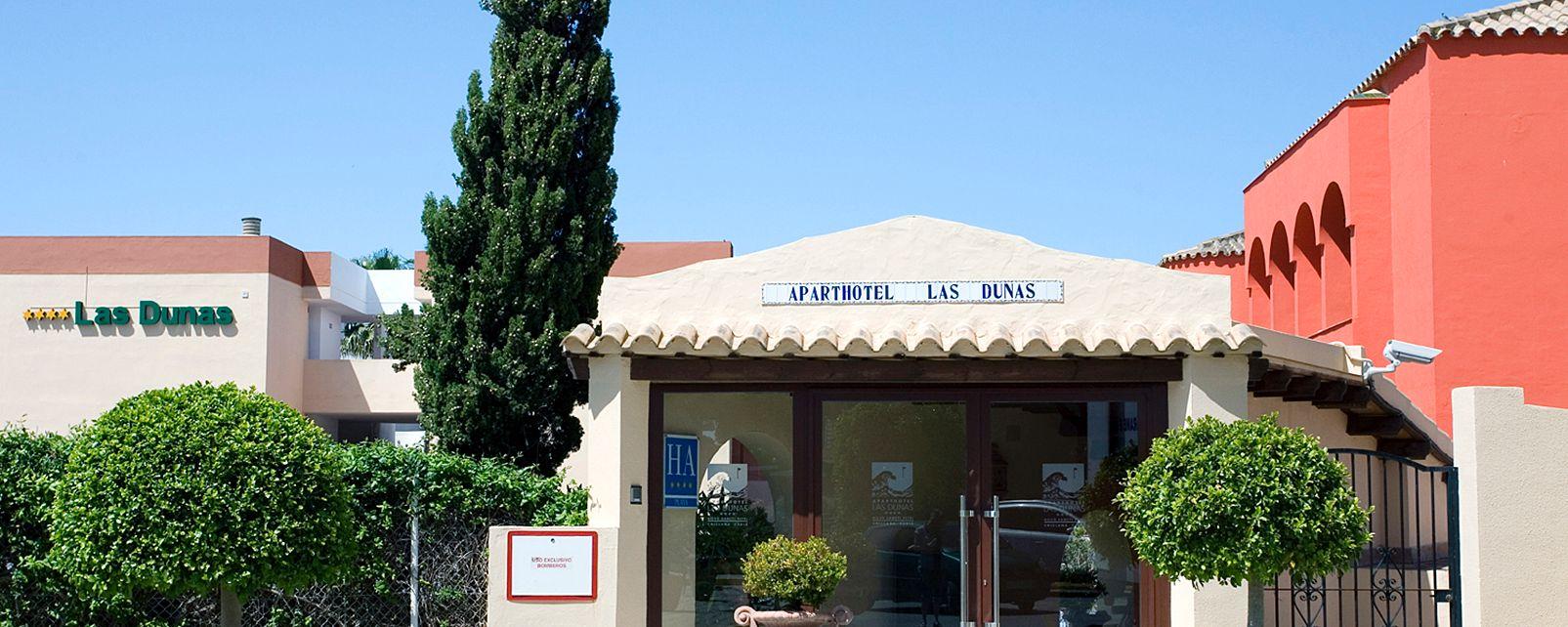 Hôtel Las Dunas