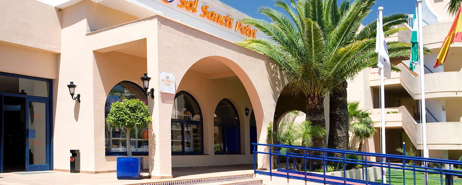Hôtel Sol Sancti Petri
