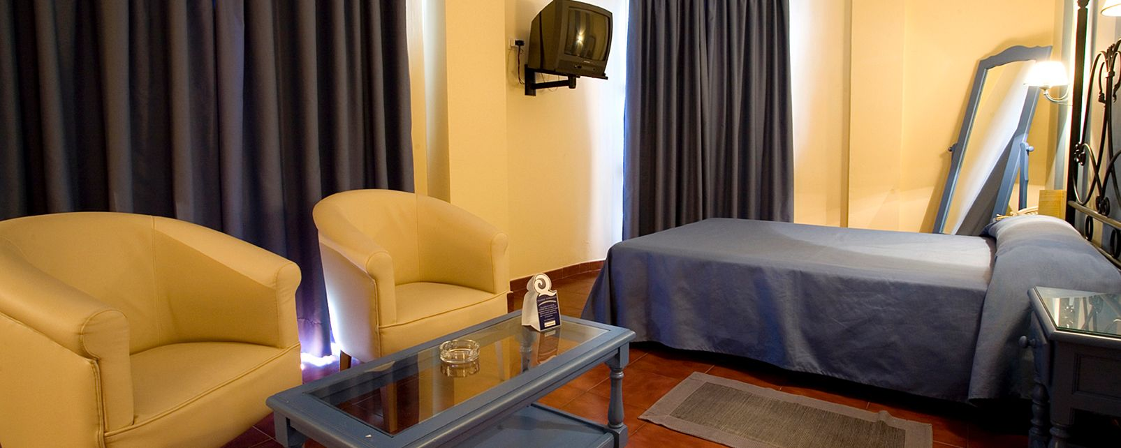 Hôtel Alborán