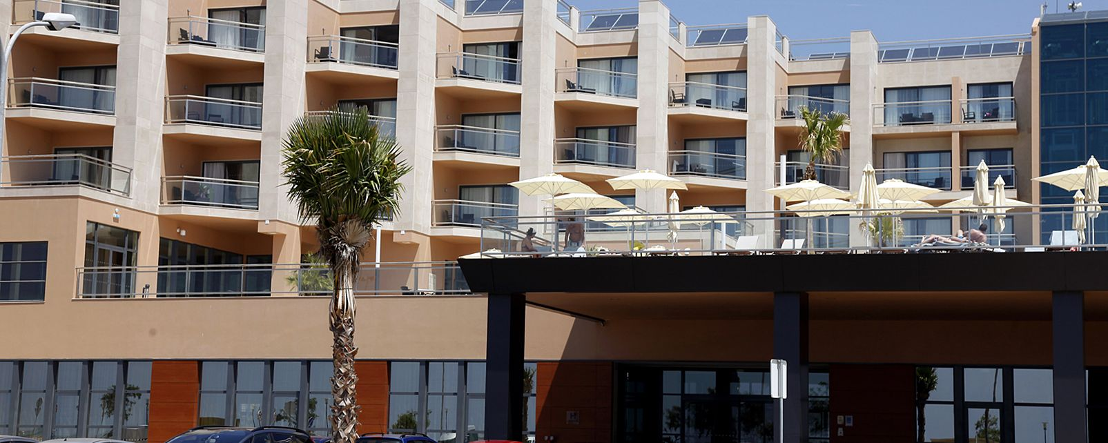 Hôtel Real Marina et Spa