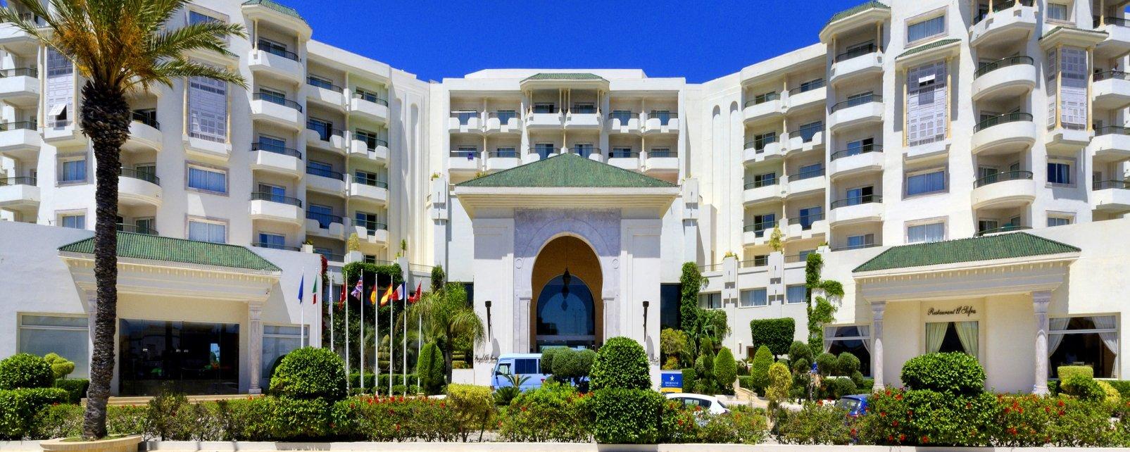 Hôtel Iberostar Selection Royal El Mansour