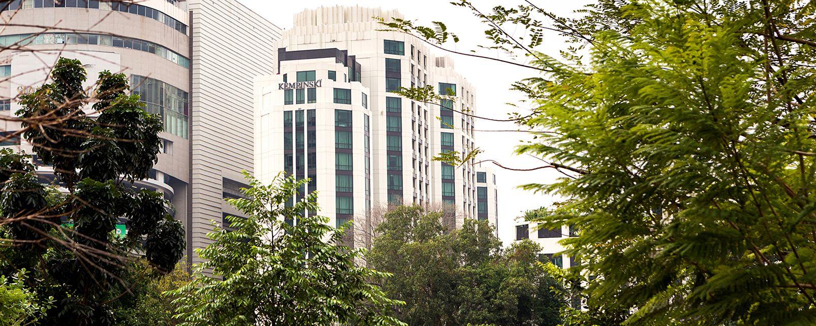 Hotel Siam Kempinski Bangkok