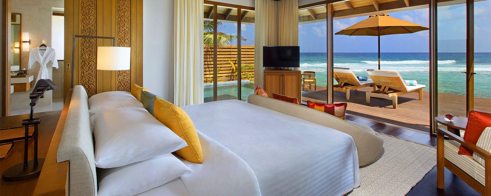 Hôtel Anantara Veli Maldives Resort