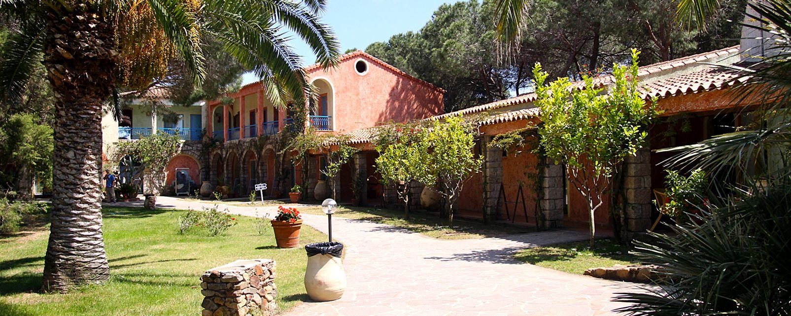 Hotel Eden Village Colostrai