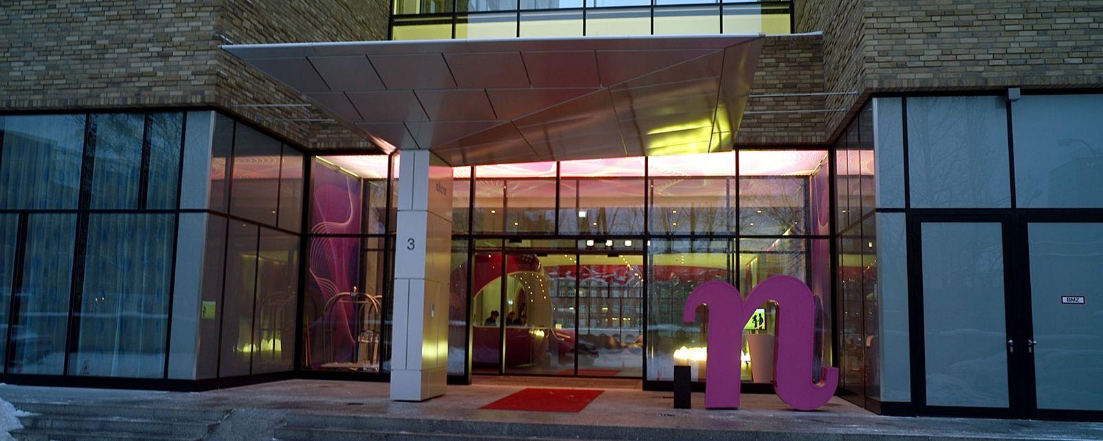 Hotel Nhow Berlin