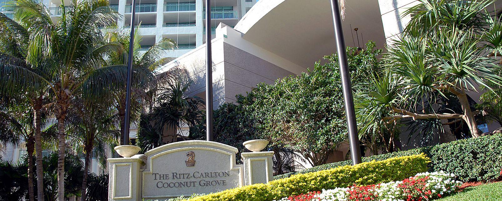 Hotel Ritz-Carlton Coconut Grove
