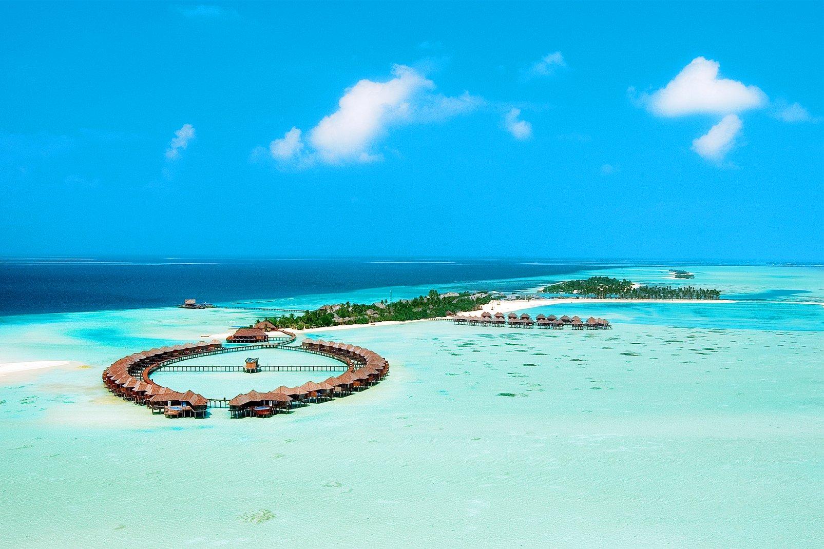 Hôtel Olhuveli Beach & Spa Resort 4* - 1