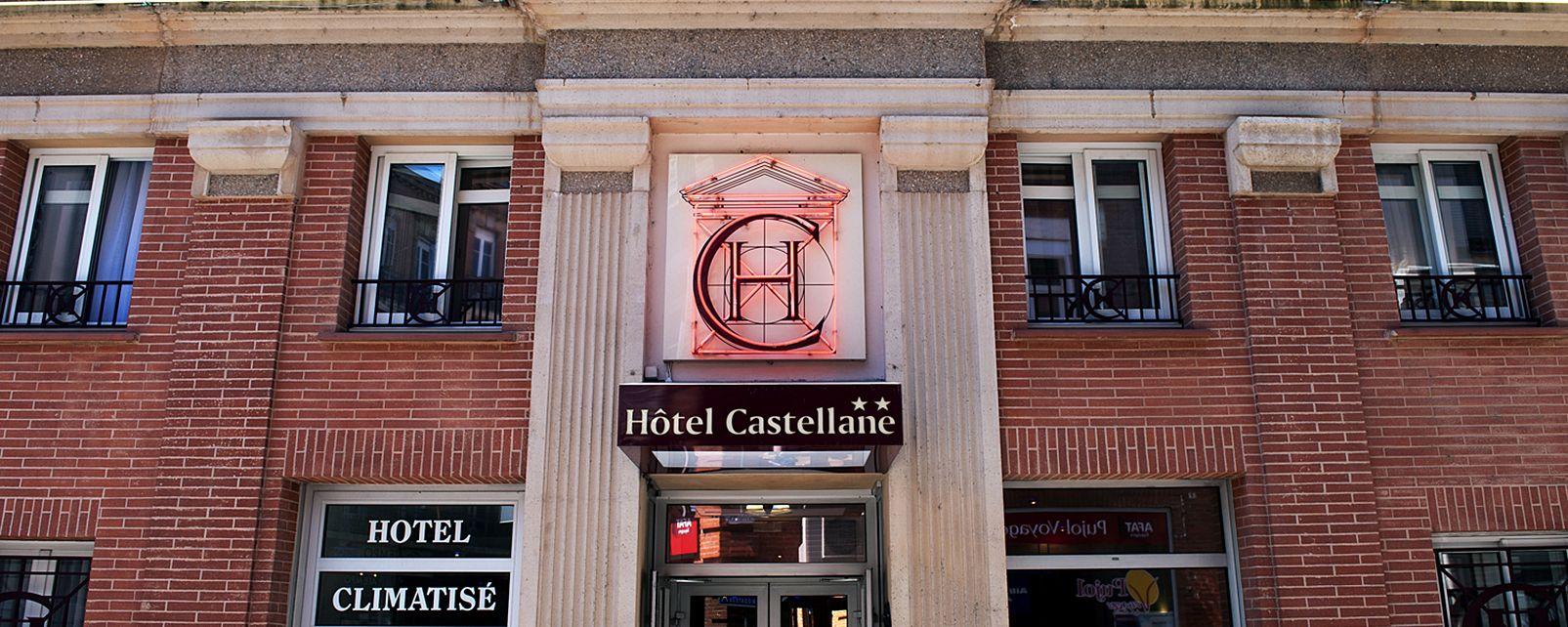 Hôtel Hôtel Castellane