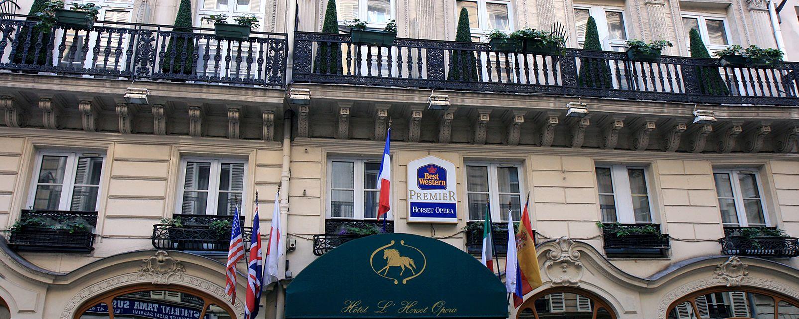Hotel Best Western Premier Hotel L'horset Opera