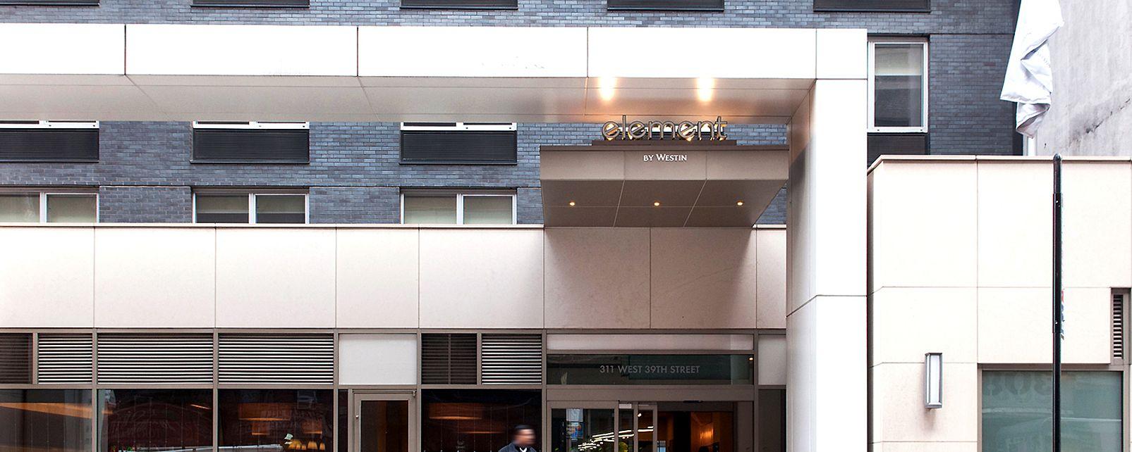 Hôtel Element New York Times Square West