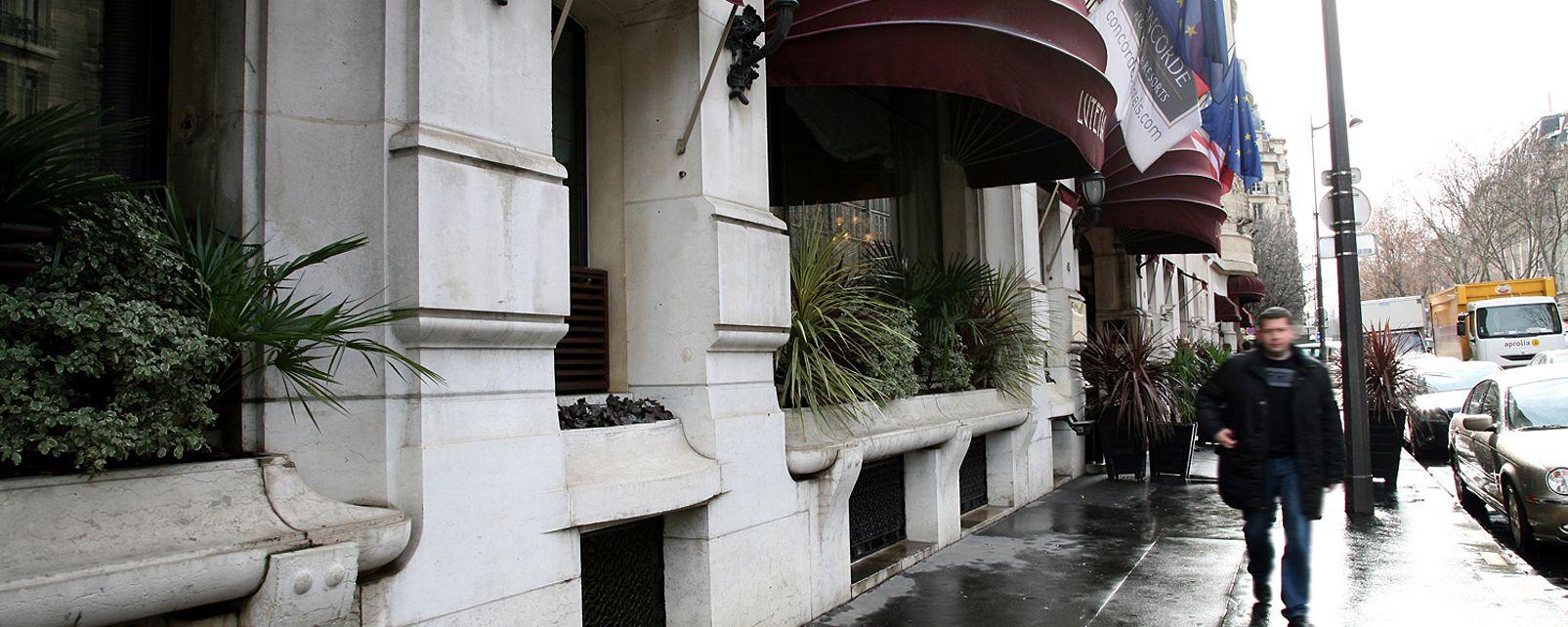 Hotel lutetia in - Le lutetia restaurant paris ...