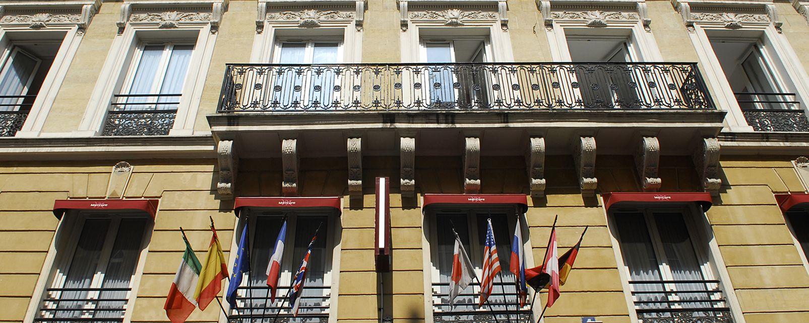 Hotel Mercure Paris Opera Garnier