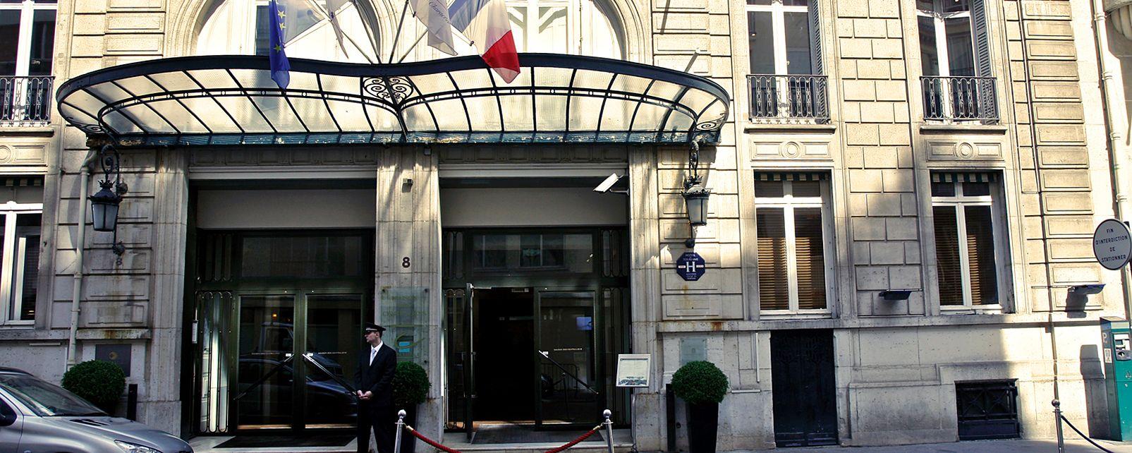 Hotel La Maison Champs-Elysées