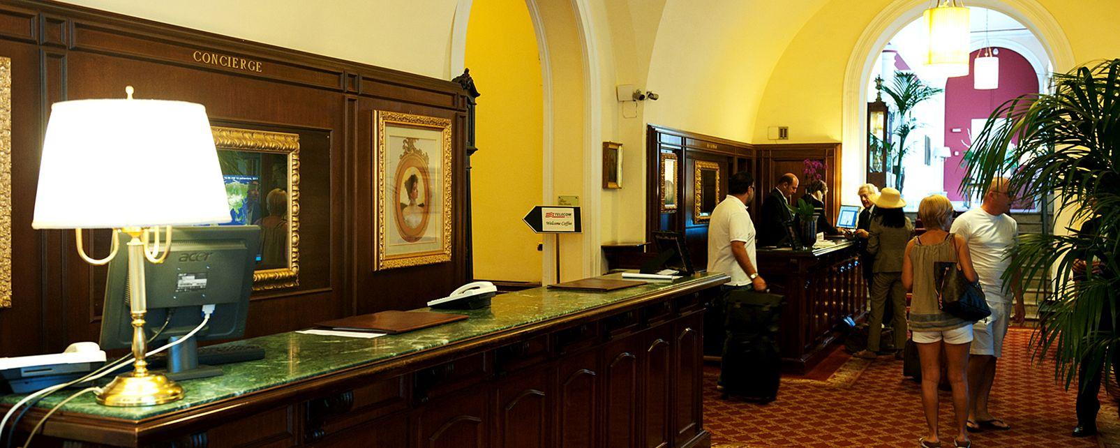 Hôtel Hilton Villa Igiea