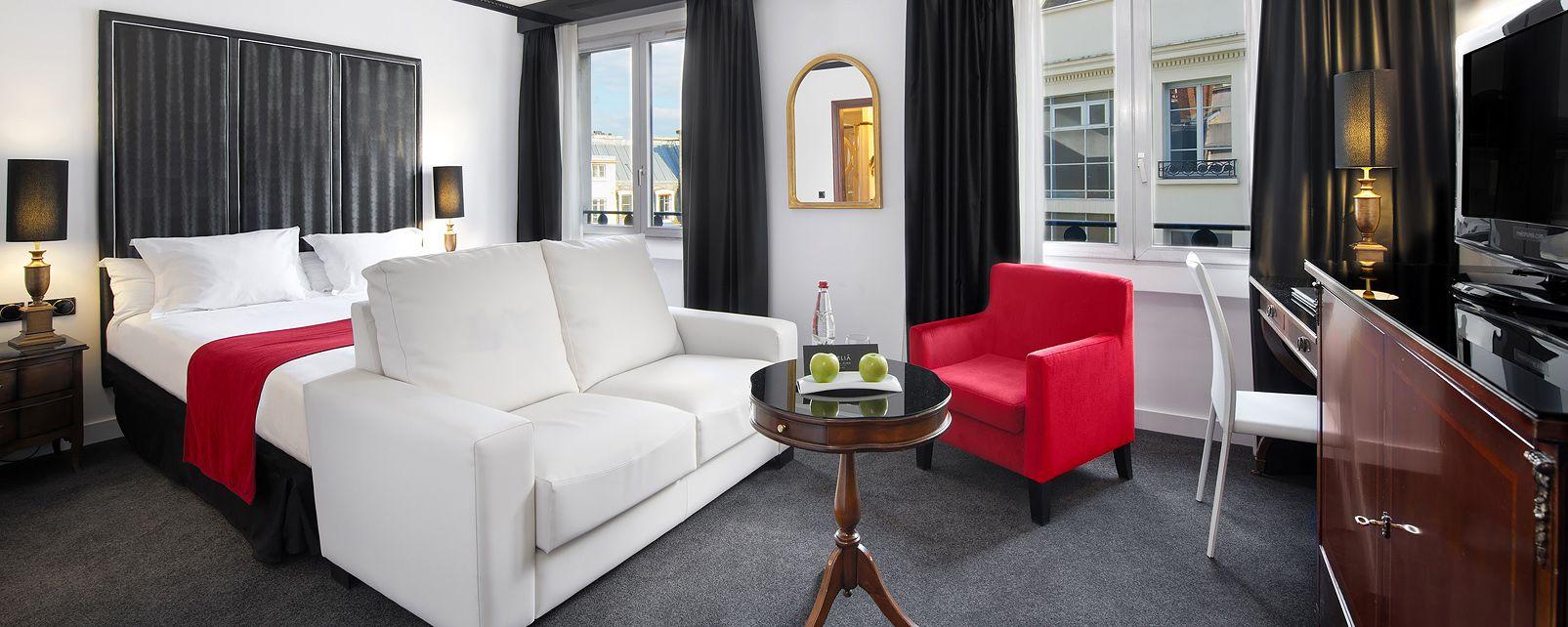 Melia Royal Alma (París, Francia) - Hotel
