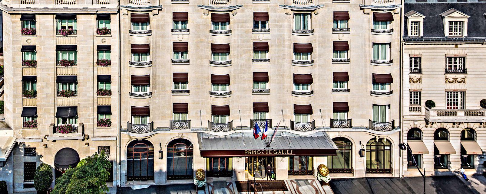 Hotel Prince De Galles