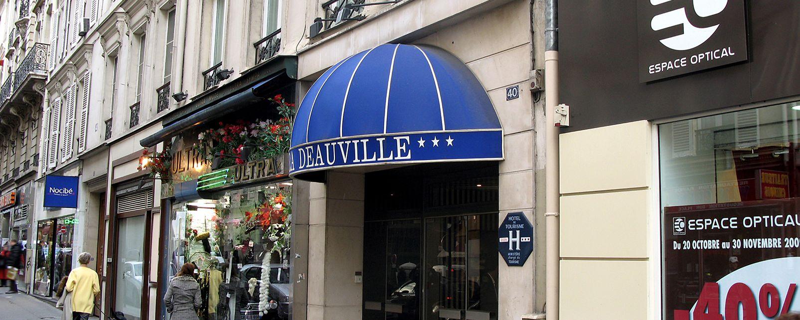 Hotel Opera Deauville