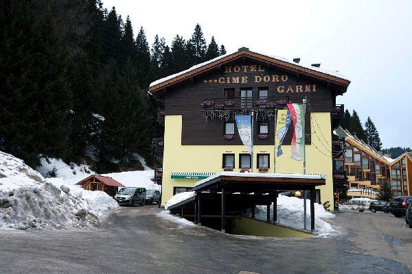 Hotel Cime D Oro Garni Madonna Di Campiglio