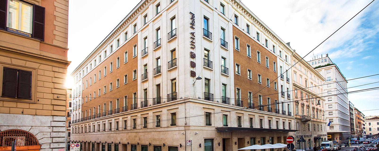 Hotel UNA Roma