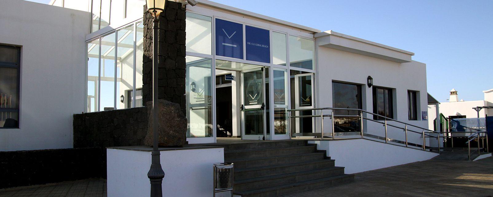 Hôtel Vik Coral Beach