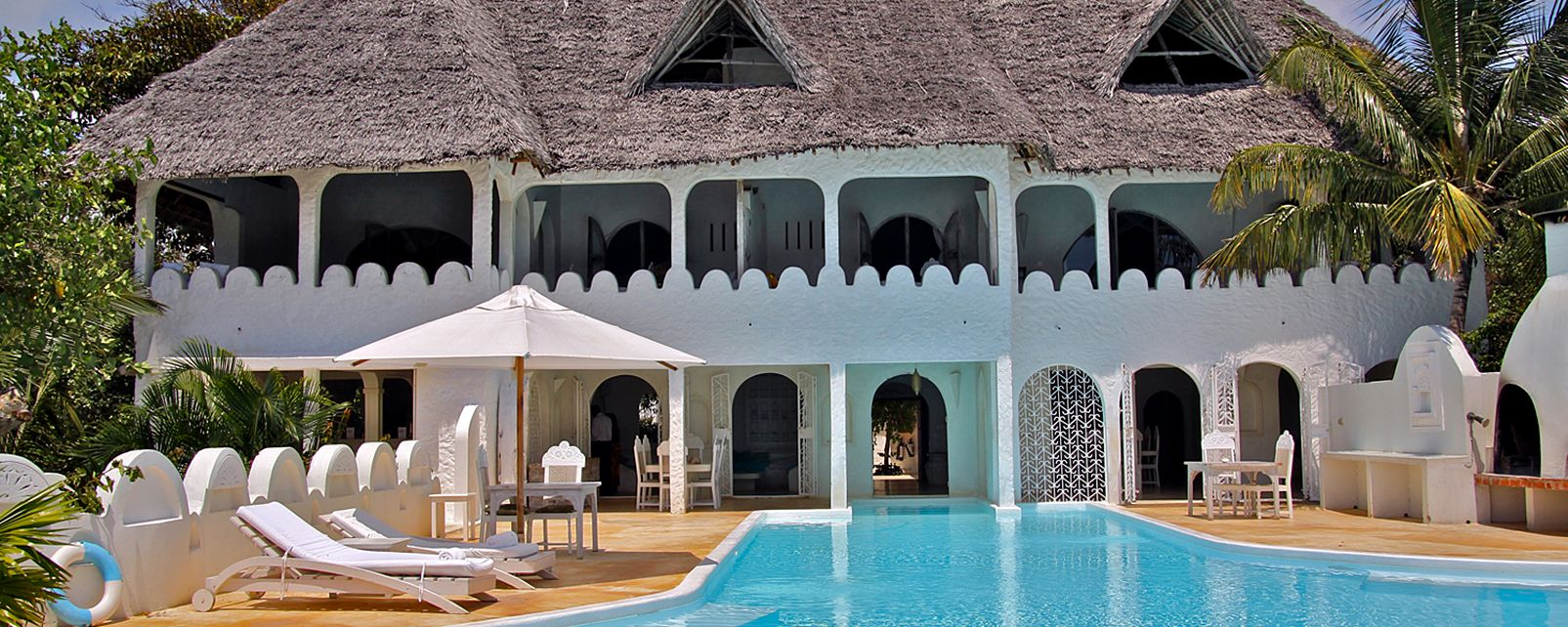 Hotel Msambweni Beach House and Private Villas