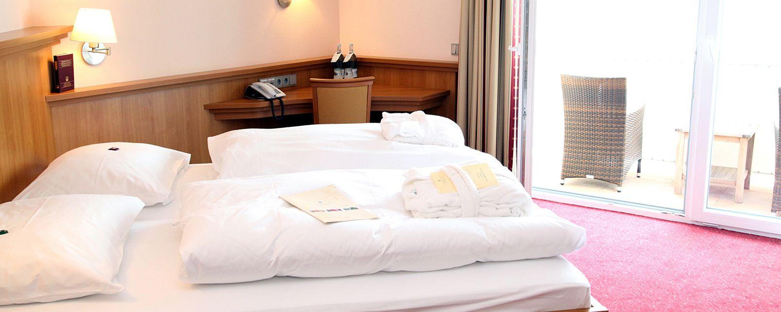 Hotel Kur- und Wellnesscenter Mönchgut Akzent Waldhotel Göhren