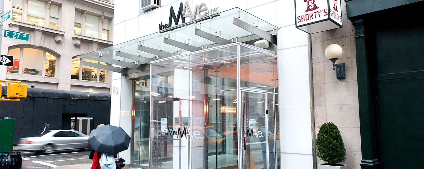 Hotel The MAve nyc