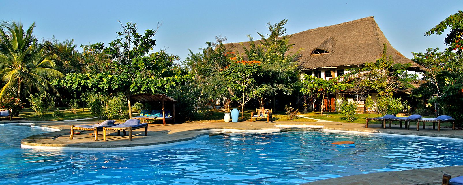 Hôtel Kinondo Kwetu