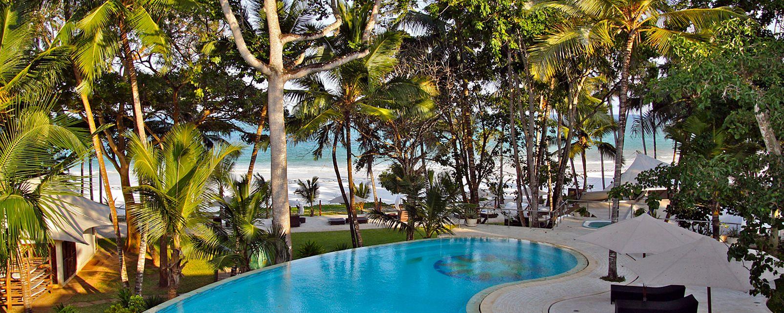 Hôtel Almanara Diani Beach Resort