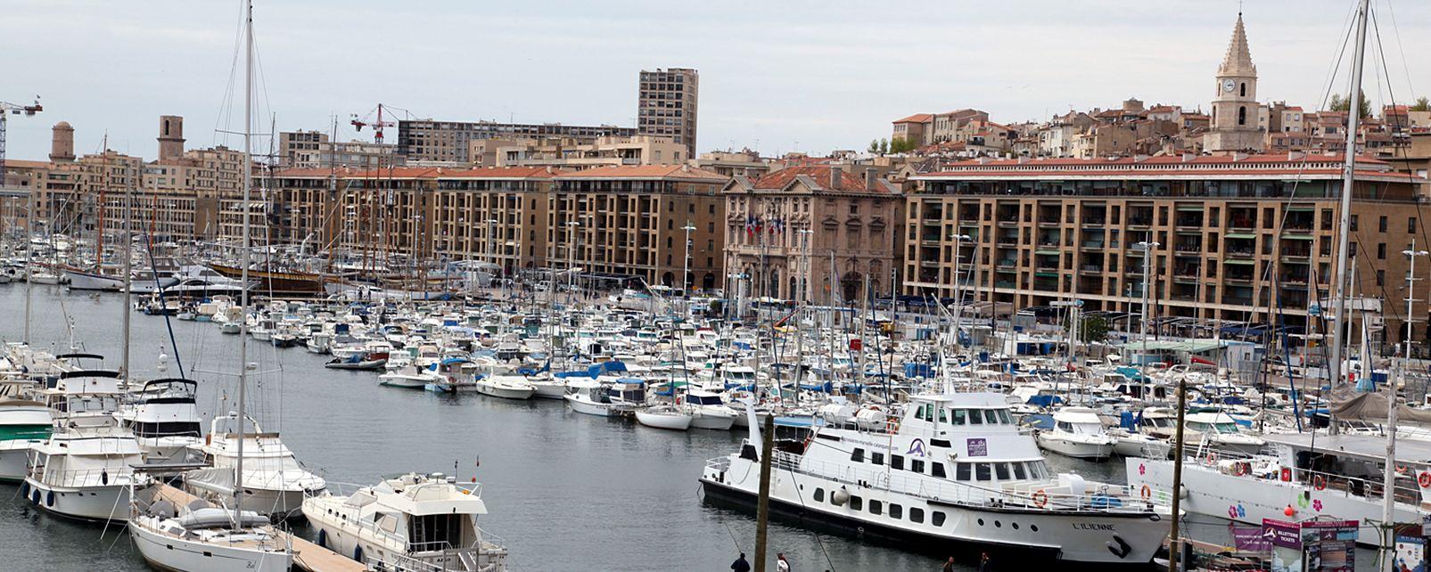 Hôtel Grand Hotel Beauvau Marseille Vieux Port