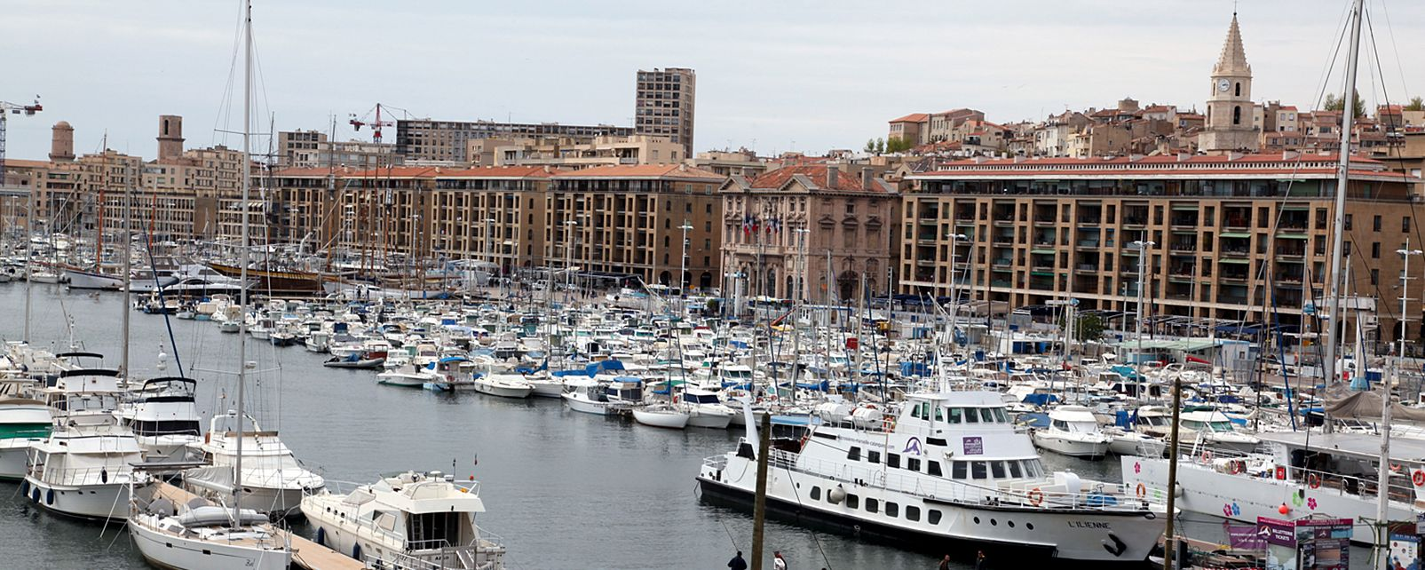 Grand Beauvau Marseille Vieux Port - Hotel marseille vieux port pas cher