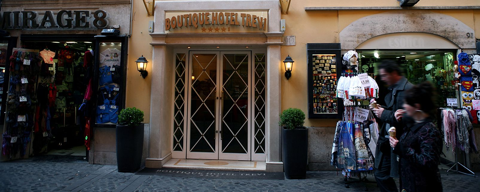 Hotel Boutique Trevi