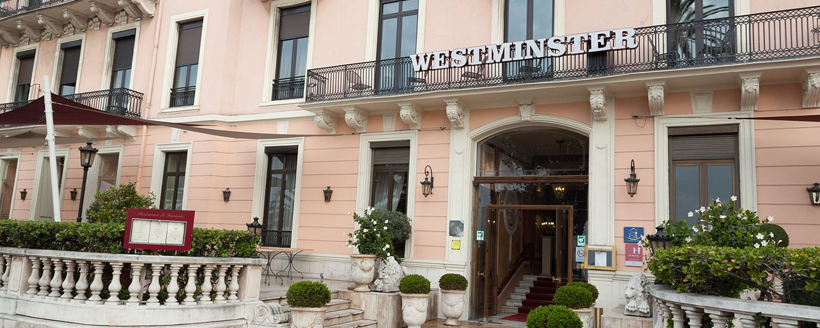 Hotel Westminster Hotel Nice