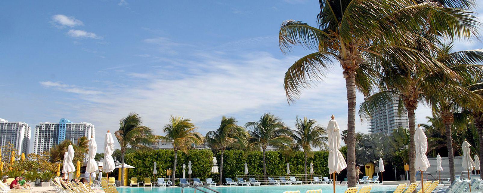 Hotel The Standard Miami Beach