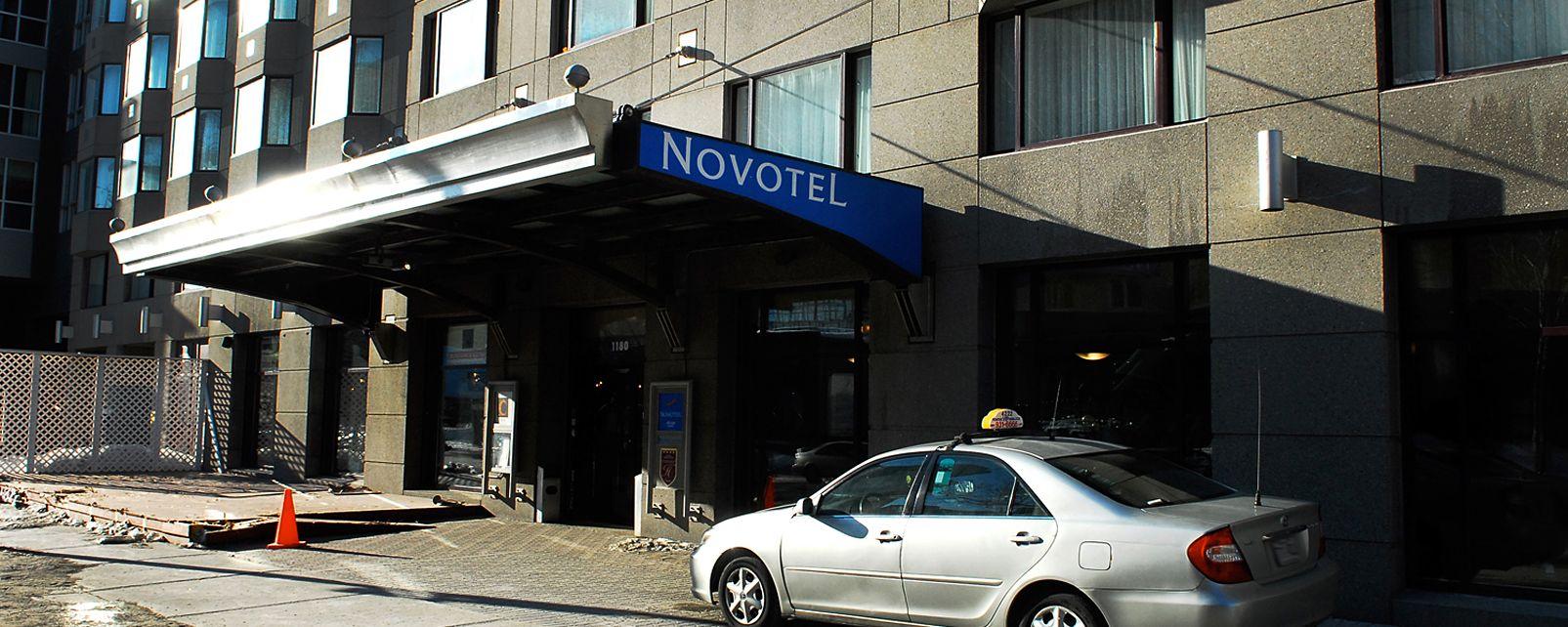 Hôtel Novotel Montreal Centre