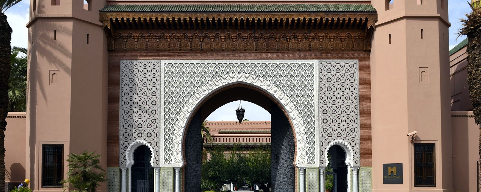 Hôtel Royal Mansour Marrakech