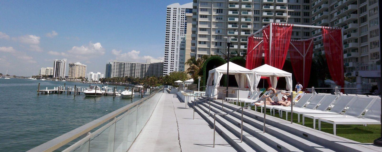 Hôtel Mondrian South Beach