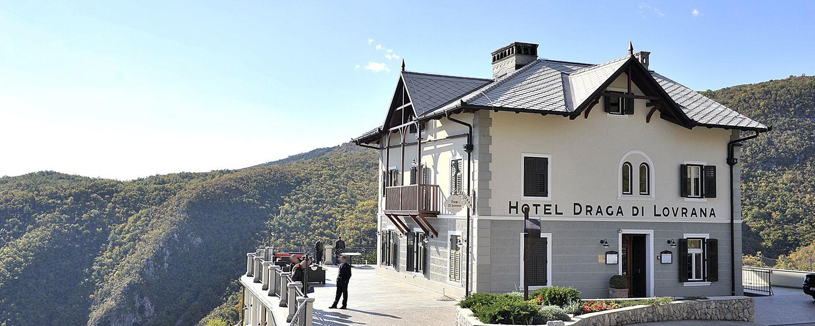 Hôtel Draga Di Lovrana