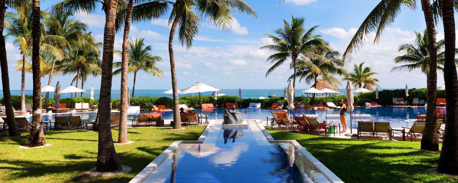 Hôtel Zoetry Paraiso de la Bonita Riviera Maya