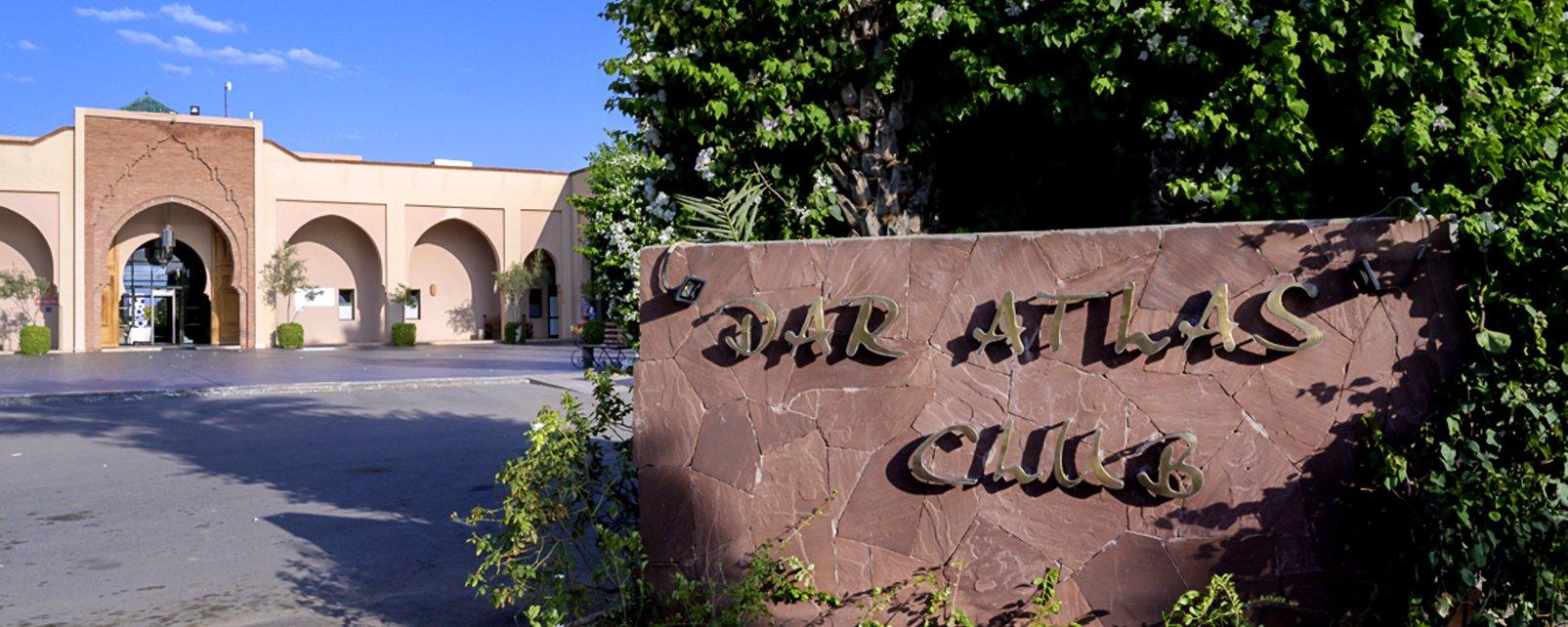 Hotel Dar Atlas Marmara Marrakech