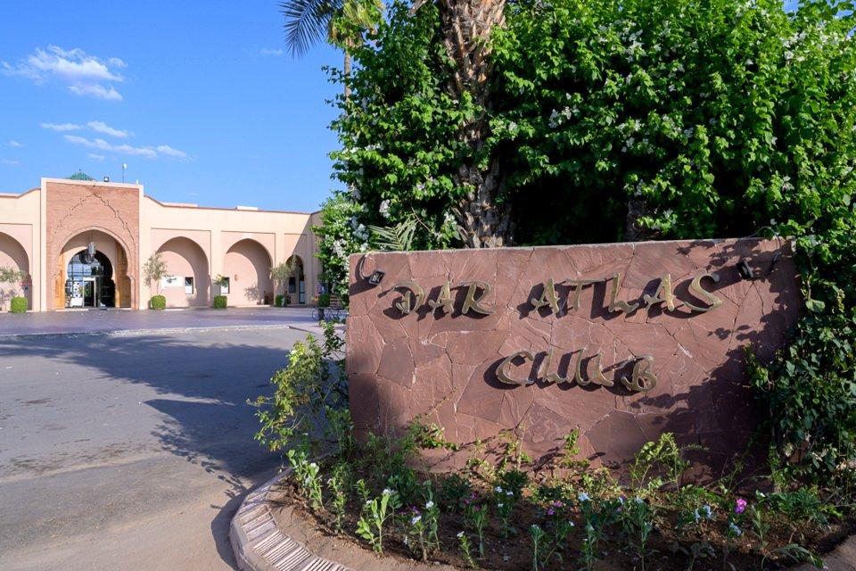 avis club look a dar atlas marrakech easyvoyage. Black Bedroom Furniture Sets. Home Design Ideas