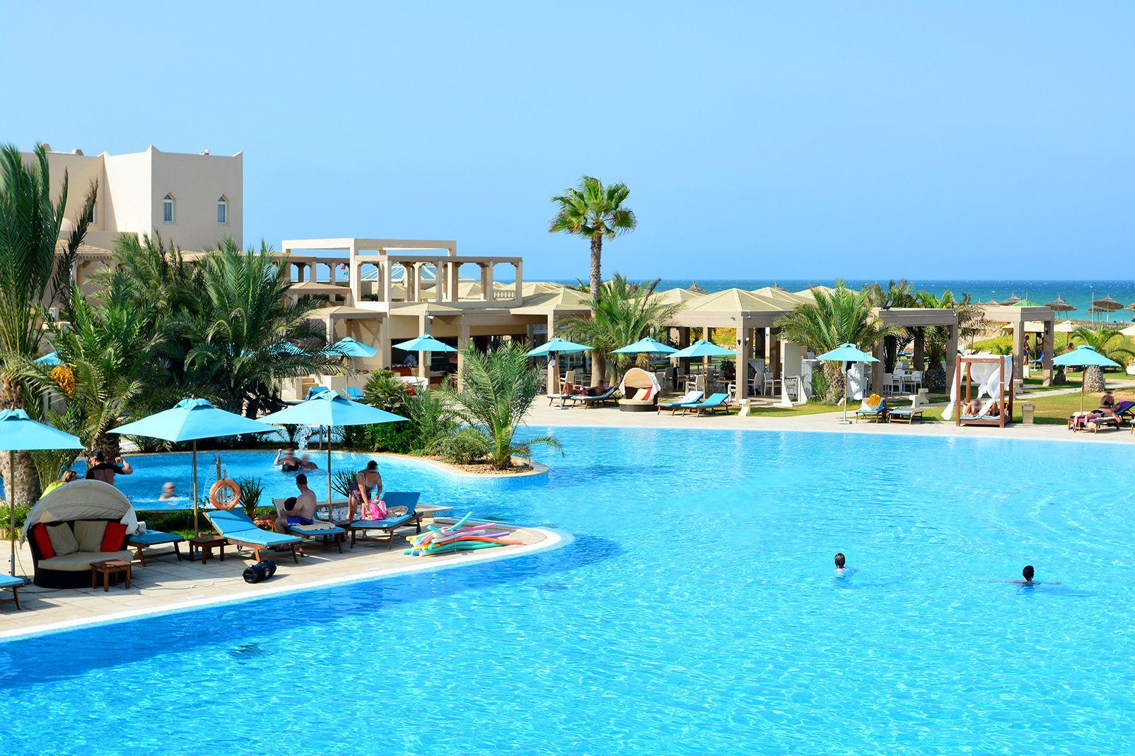 Hôtel Palm Beach Palace 5* Luxe - 1