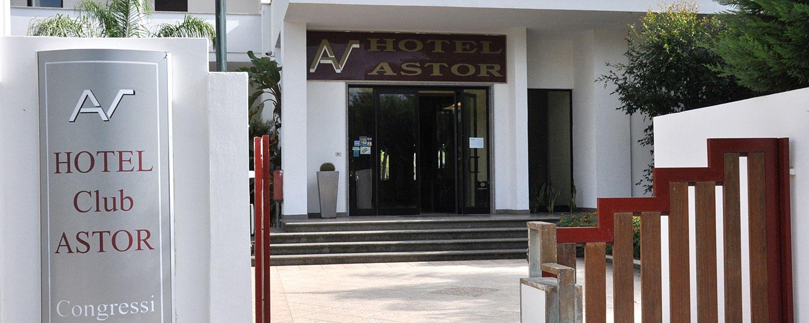 Hotel Club Astor