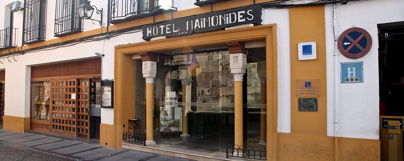 Hôtel Eurostars Maimónides